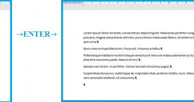 Ako vložiť rýchlo Lorem Ipsum alebo náhodný text vo Worde?